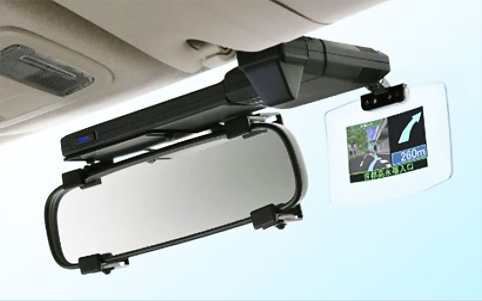 aftermarket head-up display