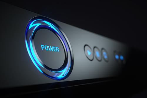 Power Button Control