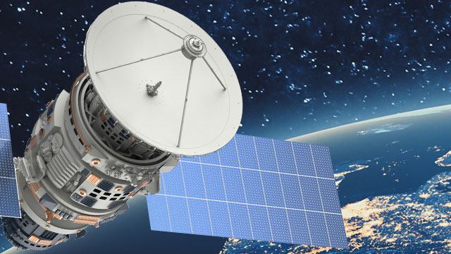Space  application communication payload