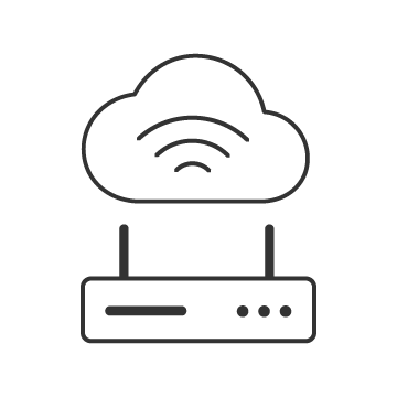 sensor-to-cloud-icon