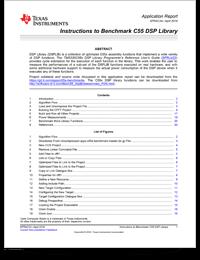 Media and Audio Processors | Technical Documents | TI com