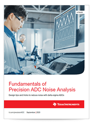 fundamentals of ADC noise e-book