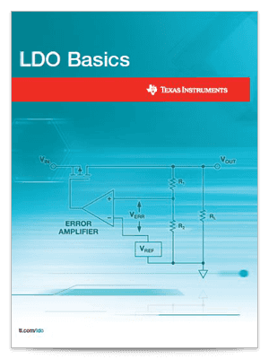 LDO basics e-book cover page