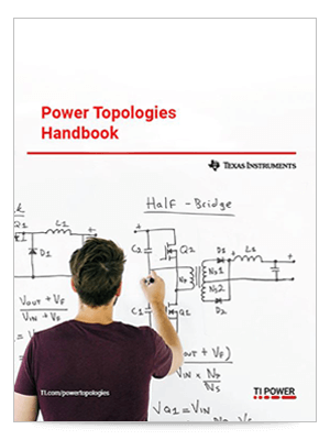 Power topologies handbook