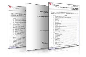 SMT & Application Notes | Texas Instruments
