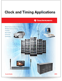 Clock & Timing Solutions