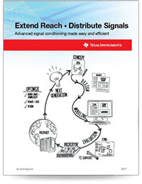 Extend Reach, Distribute Signals front page