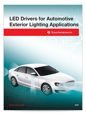 Automotive exterior lighting selection guide