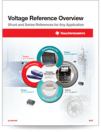 Voltage reference overview