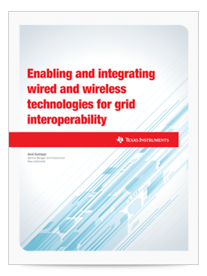 Modernizing the grid to make it more resilient and reliable through technology