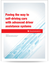 automotive adas self driving car whitepaper cover sheet