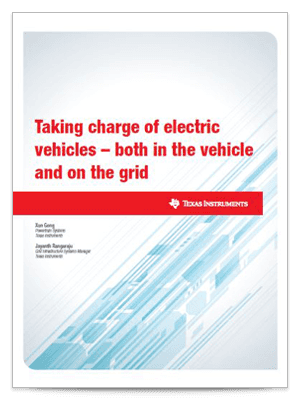 Hybrid Electric Vehicles And Power Train Systems Solutions Ti Com