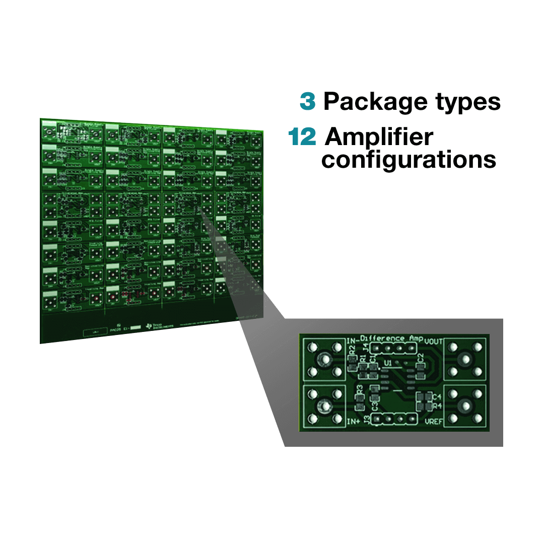 Precision Op Amps Low Noise Amplifiers Overview Operational Operation Amplifier Lowpass Filter Circuit Lightcontrol Control Diyamp Evm