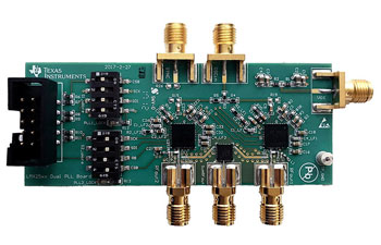 Get better than 37 fs RMS jitter using TI's RF Synthesizers