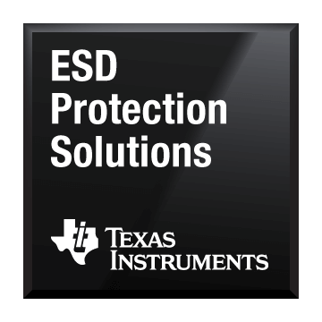 black chip shot esd protection solutions texas instruments