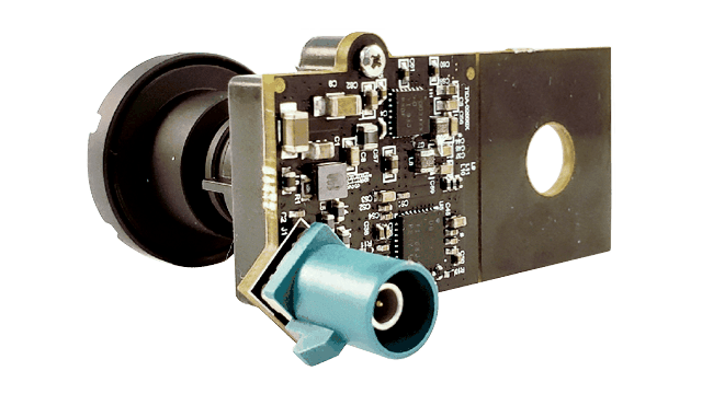 Automotive 2-MP camera module reference design