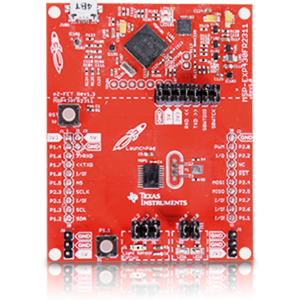 MSP-EXP430FR2311 LaunchPad development kit with the MSP430FR2311 MCU