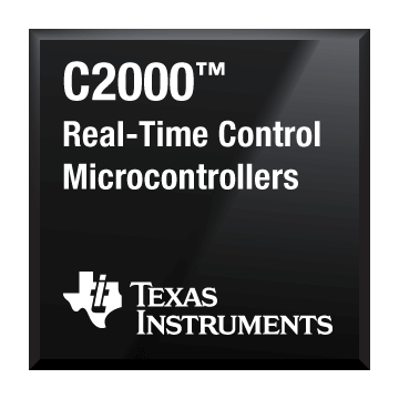black chip shot c2000 real-time control microcontrollers texas instruments