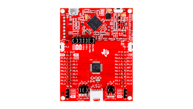 MSP-EXP430FR2355 launchpad