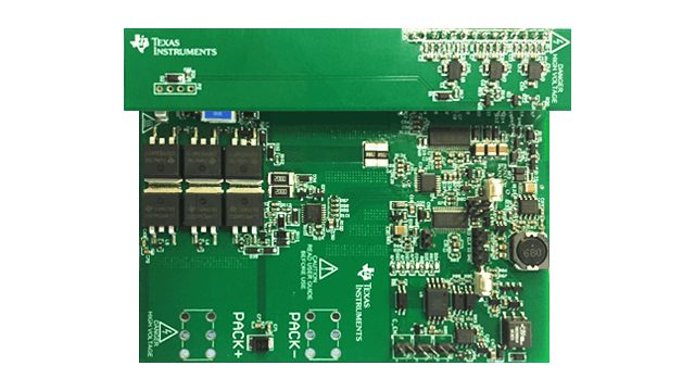 48 V li-ion battery pack reference design