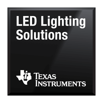 black chip shot led lighting solutions texas instruments