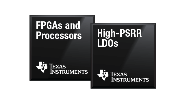 LDOs for FPGAs and processors