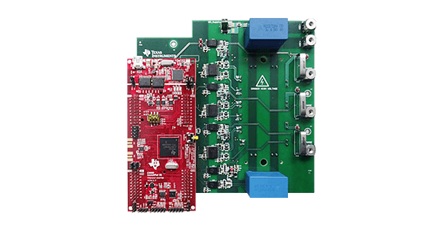 Three-phase inverter reference design for 200-480 VAC drives with opto-emulated-input-gate-drivers
