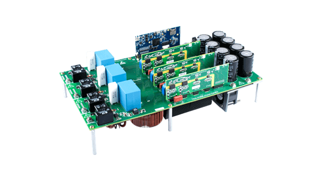 10kW 3-Phase 3-Level Grid Tie Inverter Reference Design for Solar String Inverter
