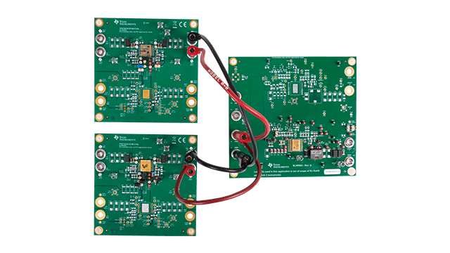 Space products TIDA-070001 reference design