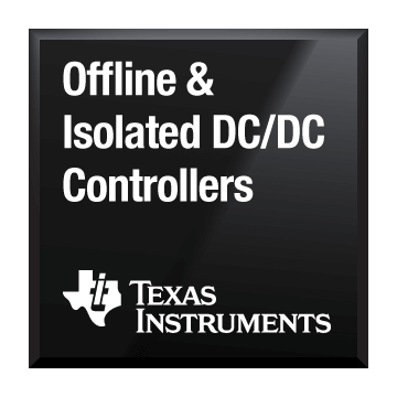 black chip shot offline and isolated dc/dc controllers texas instruments