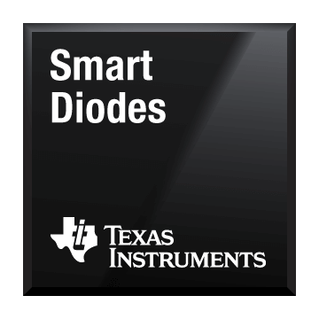 black chip shot smart diodes texas instruments