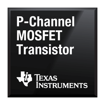 P-channel MOSFET transistor
