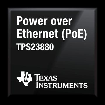 Power over Ethernet | Übersicht | Leistungs-ICs | TI.com