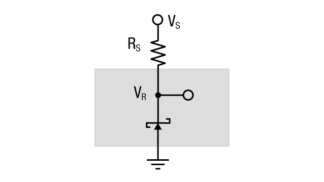 Shunt voltage references