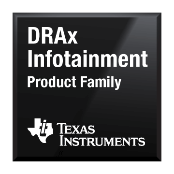 Black Chip Shot Drax Infotainment-Texas-Instruments