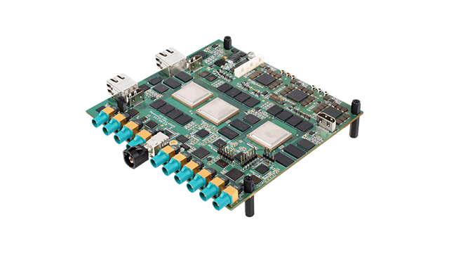 RT-RK Automotive Machine Vision Alpha Reference Board