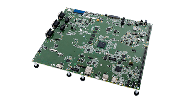 66AK2Gx development board Evaluation Module (EVM)