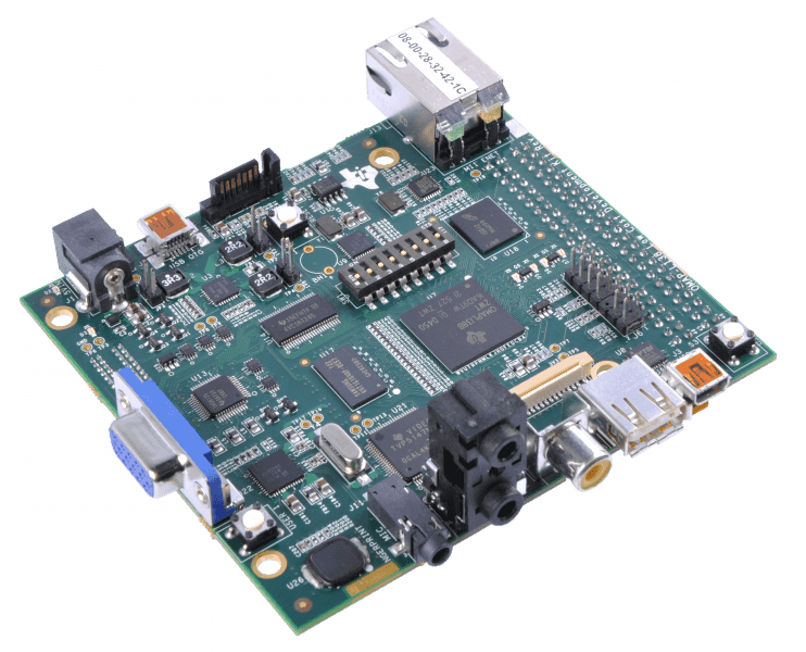 OMAP-L138 Development Kit (LCDK)