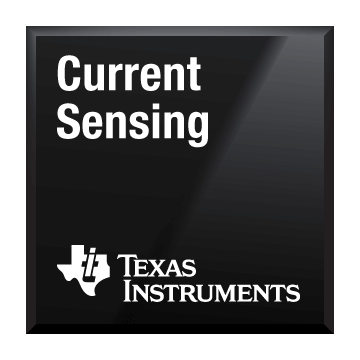 black chip shot current sensing texas instruments