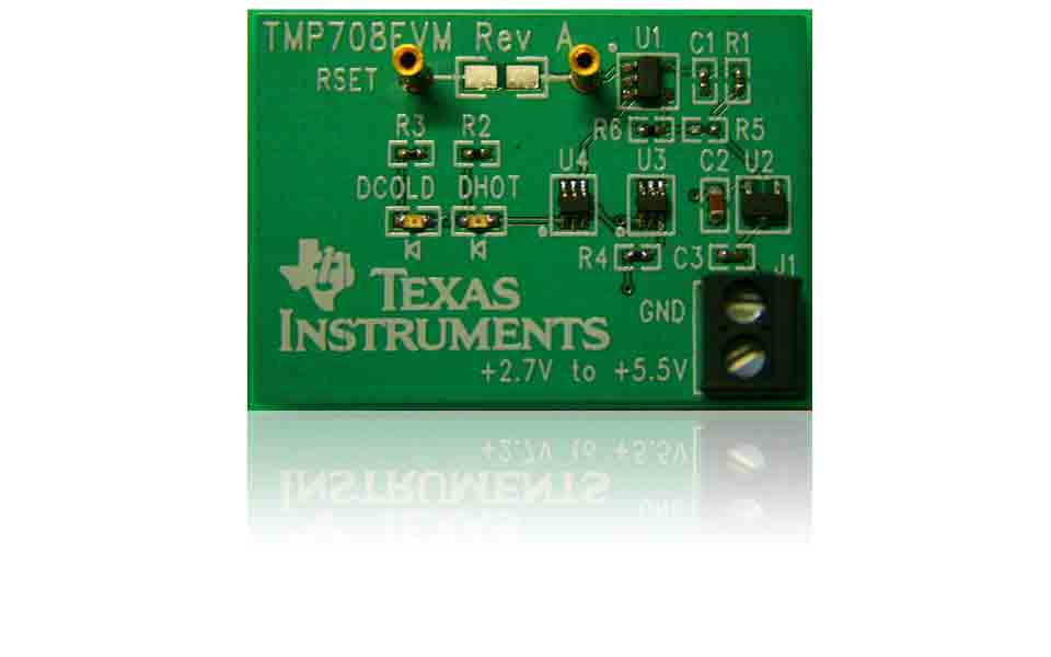 TMP708 Evaluation Module