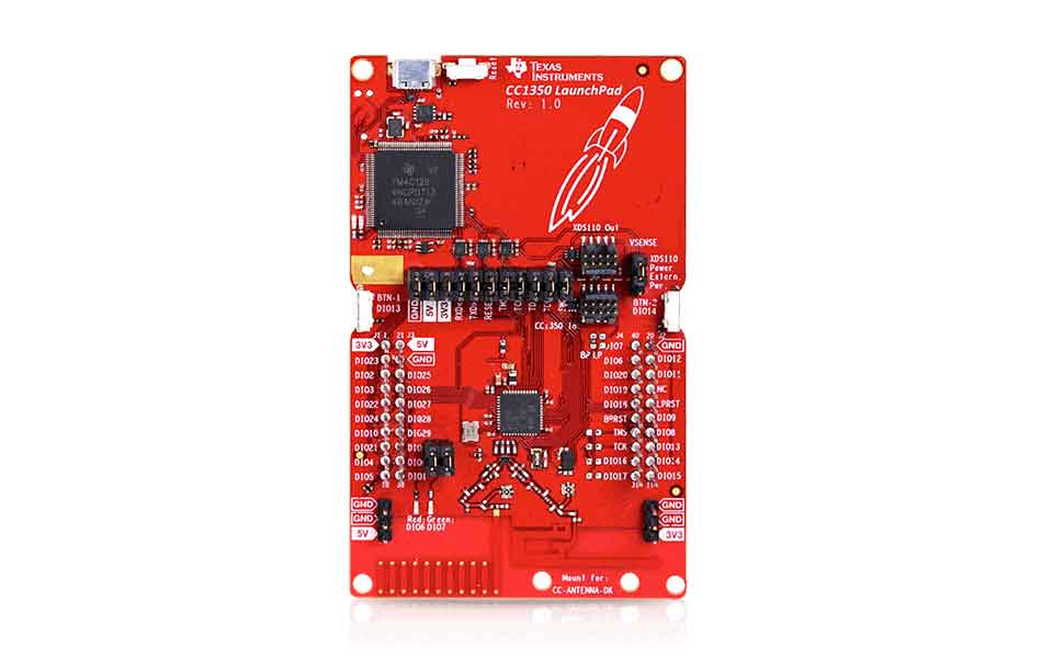 RF Development Tools CC1200 Dev Kit