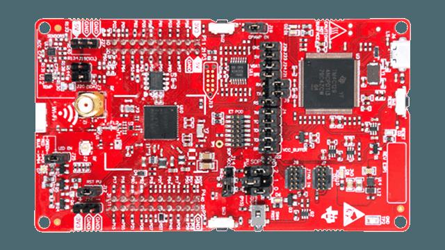 Texas Instruments TI CC1352 SimpleLink Dual-Band Wireless MCU Dev Kit