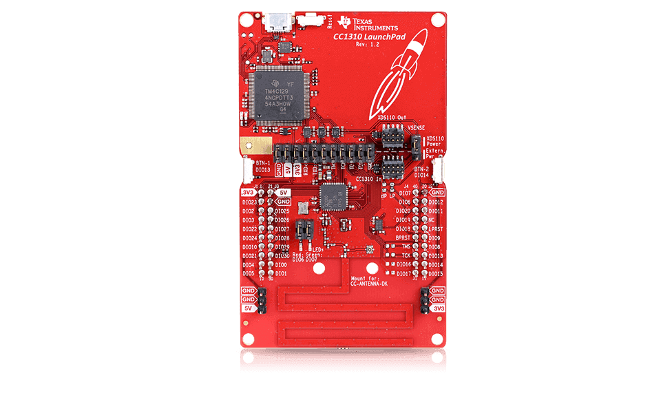 SimpleLink development kit