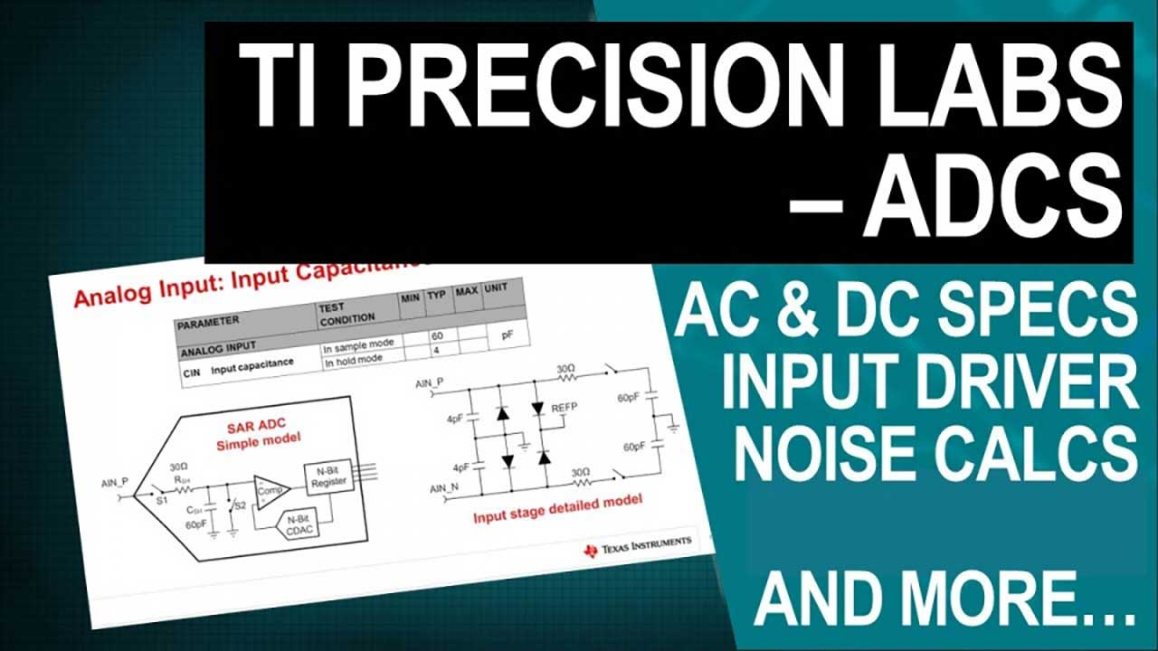 TI precision labs amplifiers