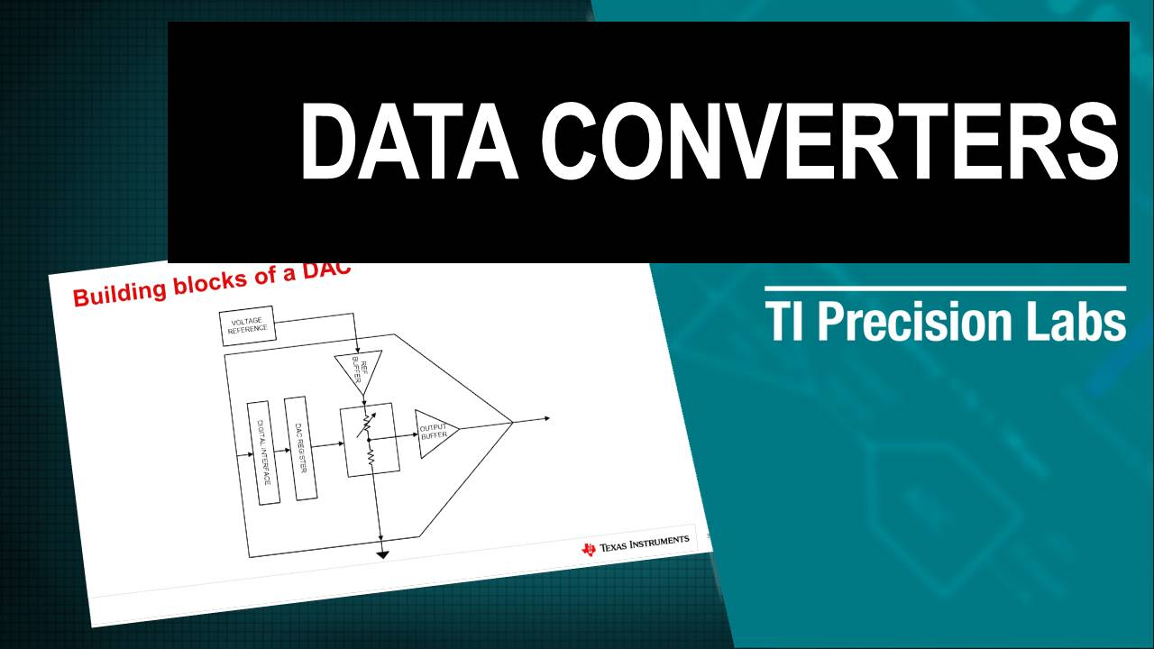 TI precision labs data converters thumbnail