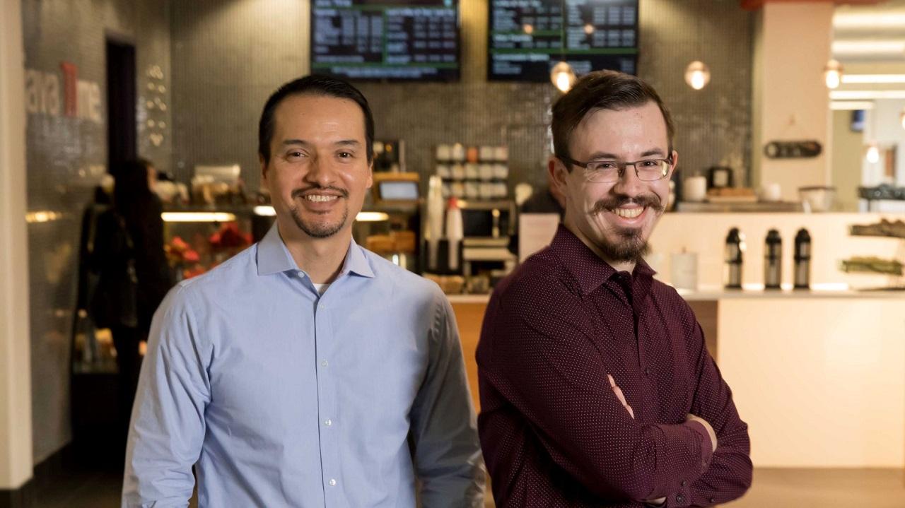 Gustavo Martinez and Aldwin Delcour
