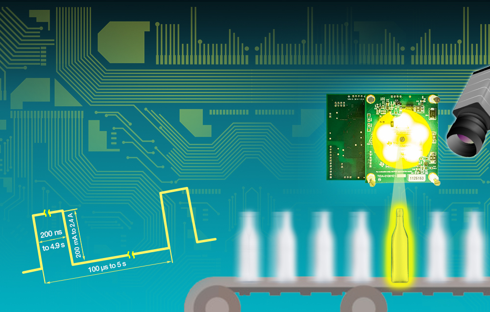 In A Previous Blog Post, I Introduced A LED Lighting Control Reference  Design For Machine Vision. In This Post, Iu0027d Like To Elaborate A Bit About  It, ...