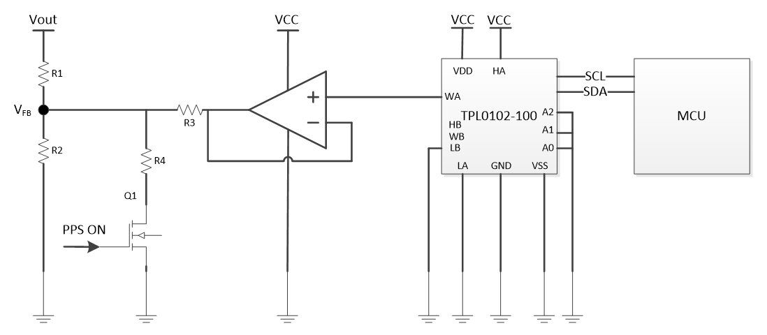 Achieving the programmable power supply function in USB PD ... on 3.3v power supply schematic, led power supply schematic, 12 volt power supply schematic, 24vdc power supply schematic, bench power supply schematic, high current power supply schematic, atx12v power supply schematic, switching power supply schematic, dual power supply schematic, 15v power supply schematic, xt power supply schematic, 30v power supply schematic, high voltage power supply schematic, 28v power supply schematic, 17v power supply schematic, adjustable power supply schematic, linear power supply schematic,