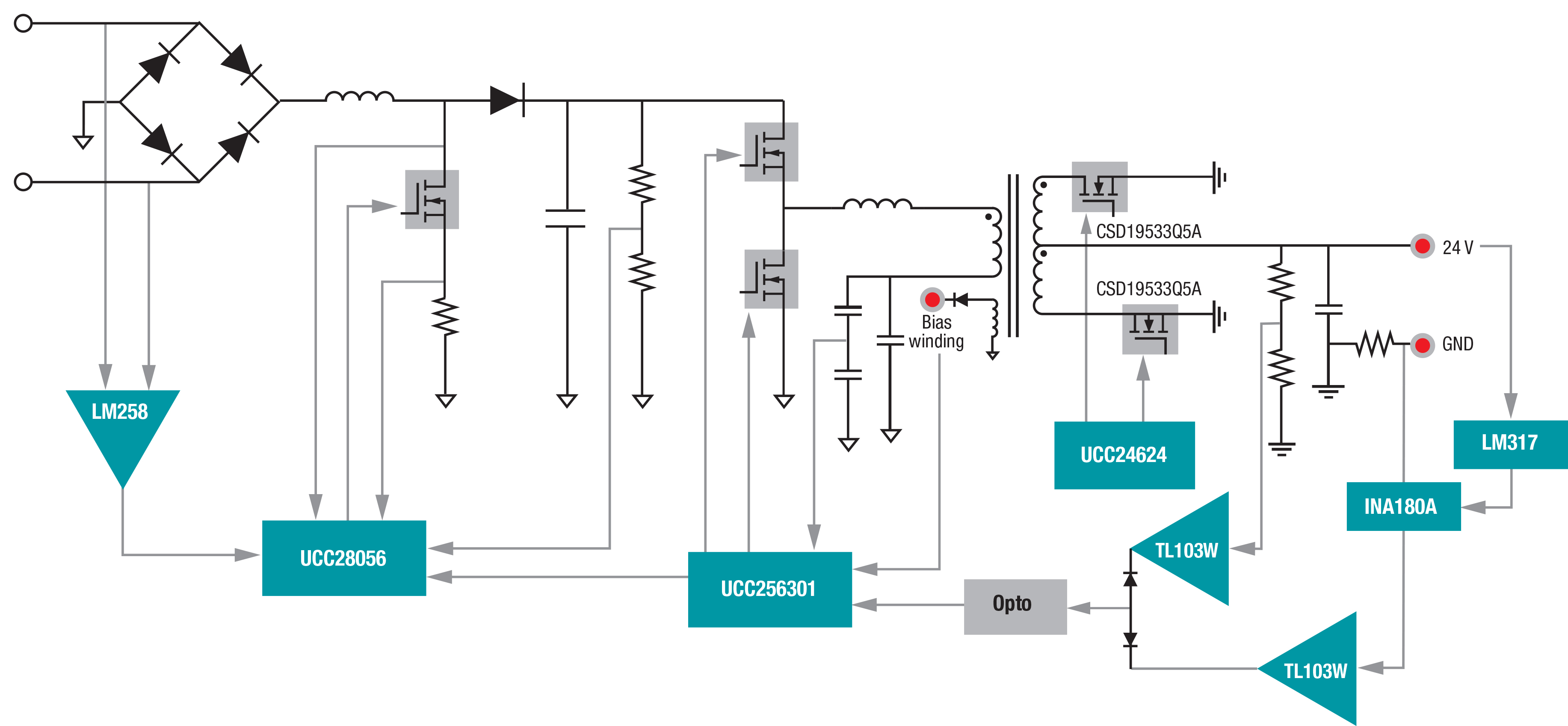Three Considerations For Achieving High Efficiency And Reliability In Industrial Ac  Dc Power
