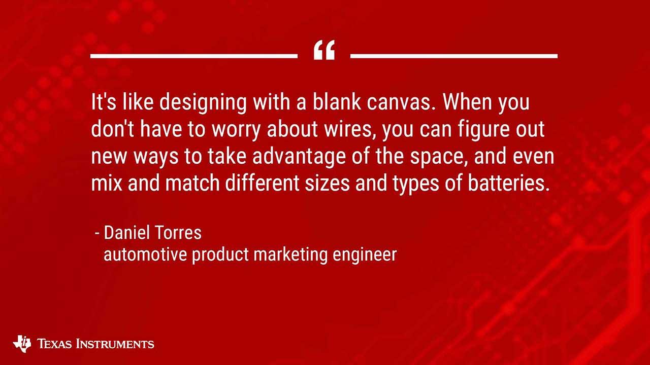 Daniel Torres quote